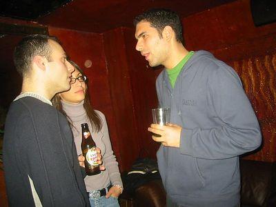 Ginsberg, Tara, Dan