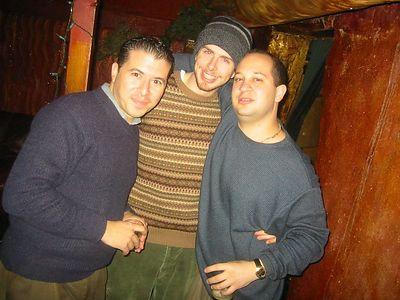 Tony, Brendan, Craig