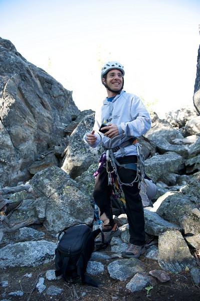Corey Rich, famous climbing photographer
