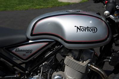 Picking up Marc's Norton 04-18-2015