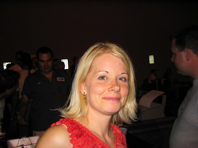 Michelle Kukral (Don in background)