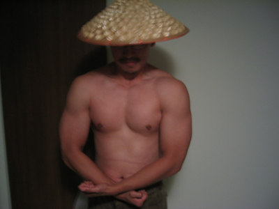 Fear Chuck Chung. Doesn't he look like Raiden?