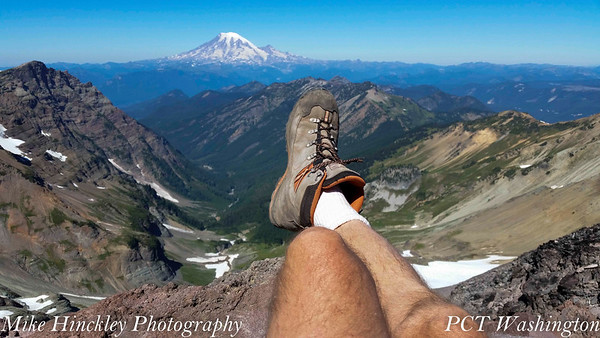 2014 PCT Hike Oregon