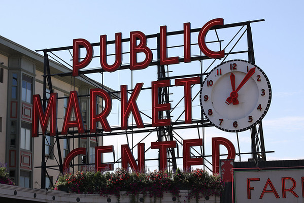 Pike Place - September 2009
