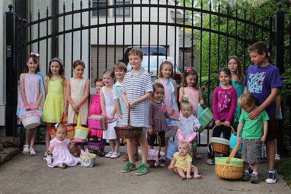 Pittsburg Easter Egg Hunt 2013