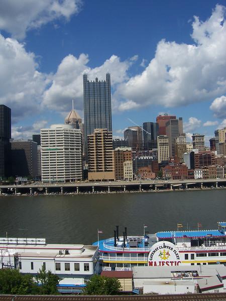 More shots o' Pittsburgh.