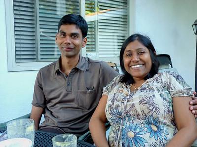 Shankar and Shruti
