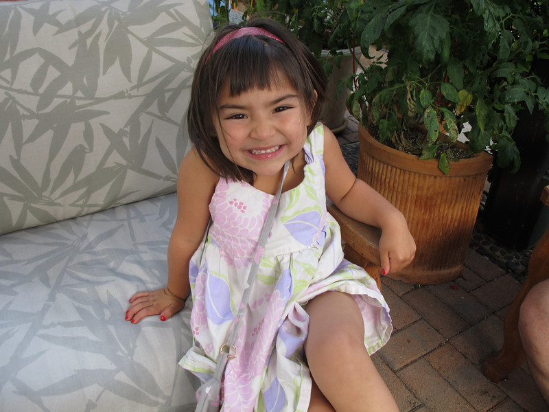 Guilia, a sweetheart!