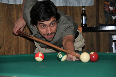 Pool Game September 22, 2009