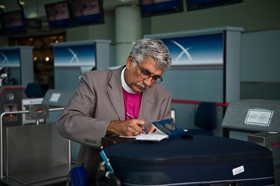 Bishop Migel Autographs