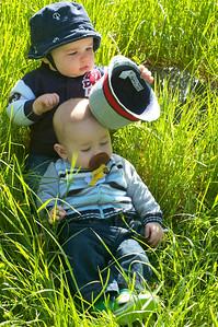 """Ooh, hat!"" Sorry Emrys . . ."