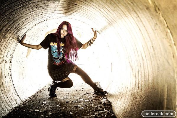 Pretty in Punk - 140308