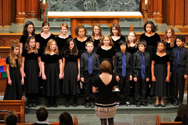 Pro Musica concert - Dec 2012