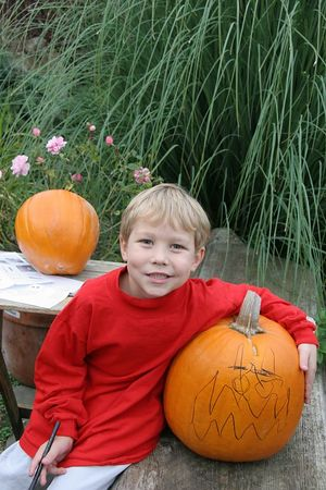 Pumpkin Carving - Oct05