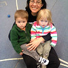 Henrik, Marlies & Tia