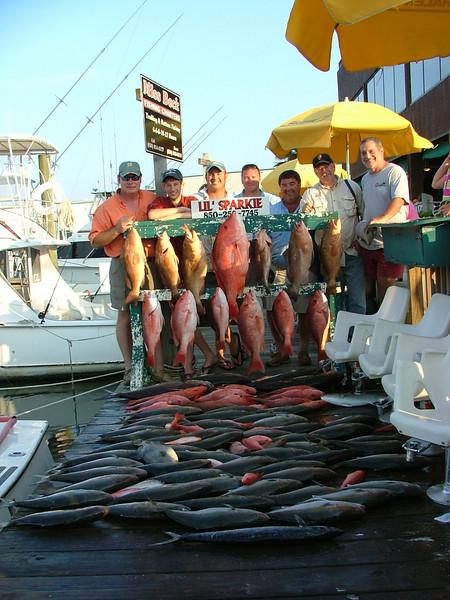 2009 RICCO Fastener Gulf Safari Crew