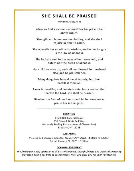 20200120 Martha Rosalyn Simms Obituary - Pamphlet 4
