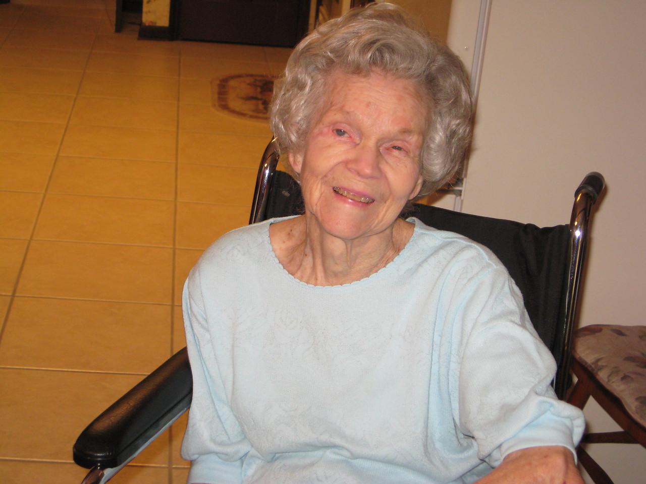 Pauline Stevens