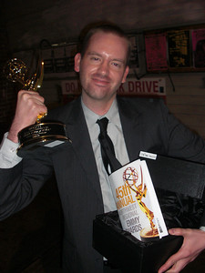 Nathan Wilson, Emmy Award winning Producer KOMO-TV's 11pm Newscast (7 June 2008)