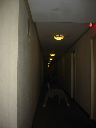 Hallway Challenge
