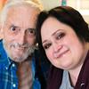 Silverhair & his daughter Ketra