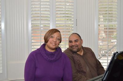 Roberta & Tyrone Jackson
