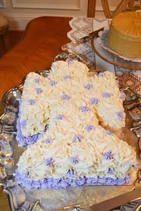 Gloria's cake (baked by Angel Sandlin)