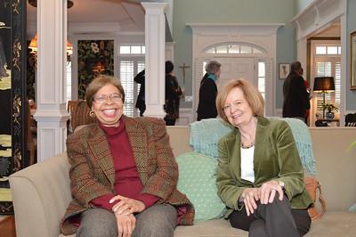 Pat Bussey & Jane Ledbetter