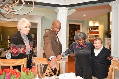 Judy Spruill, Cyrl Kitchens, Gloria Campbell, Dub Sandlin