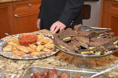 The buffet by Angel Sandlin