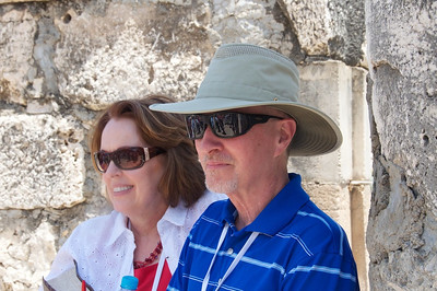 Day One, Caesarea, Mt.  Carmel, Megiddo & Valley of Armageddon, Nazereth, Cana, 052210