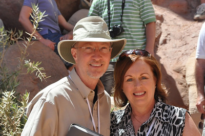 Israel-Jordan Pilgrimage, special pics, 061810