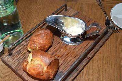 Yorkshire pudding rolls
