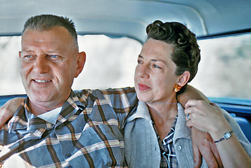 Stew & Maxine Bagley