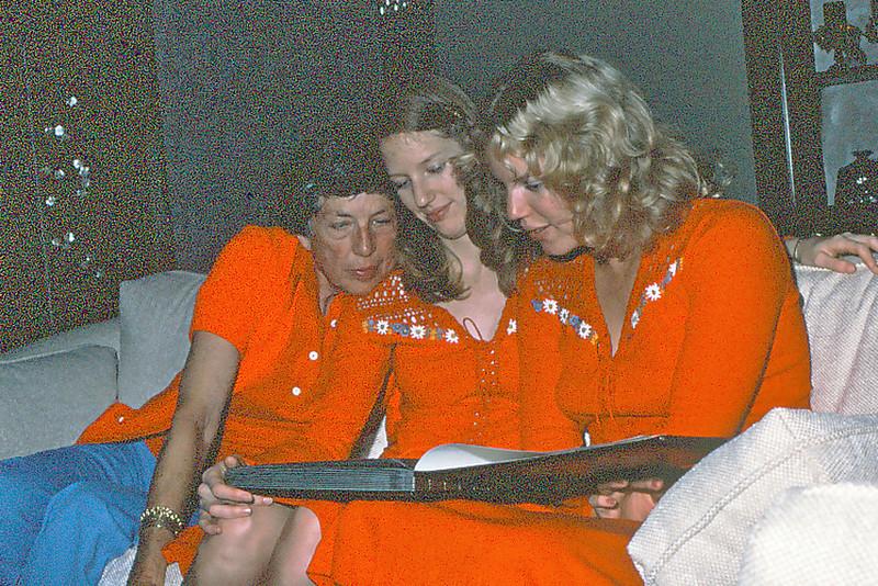 Maxine Bagley, Laurel Balyeat Morrison & Alison Balyeat