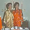 Maxine Bagley & Cherry Balyeat host a Xmas party at Balyeat's