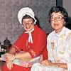 Mom Cherry Balyeat & Maxine Bagley