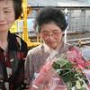 Mieko san with Sora Sensei.