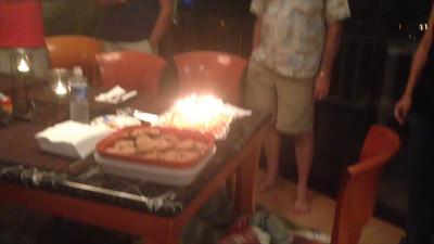 Renee BDay cake