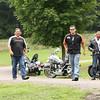 Wayne, Dougie Jr, Doug Orndorff, riding in from South Carolina