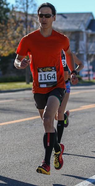 Longmont Turkey Trot 10K + 2 mile 2015