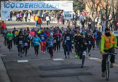 Revolution Runners at ColderBolder 2016