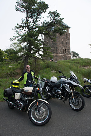 Ride with Michael Rabin 07-05-2015