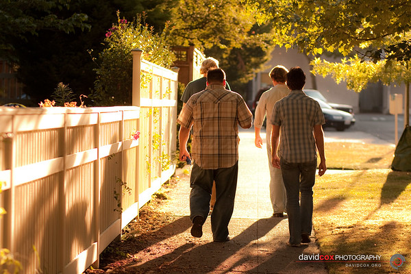 Road Trip Austin > Seattle with Joe & Brian (August 2010)