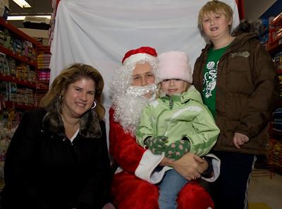 Rob as Santa