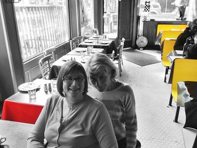 Rosanne's April 2014 visit