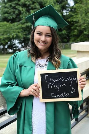 Ruby's Graduation
