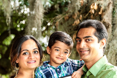 Rupal Amin and Family - June 5, 2015