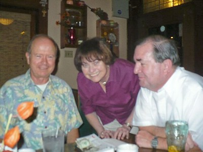 Don, Anne, and Bill