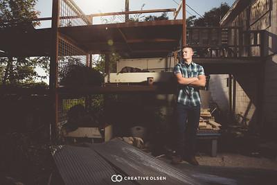 090918 Ryan Schroeder  Senior Photography Session